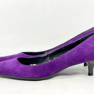 Primary Photo - BRAND: CALVIN KLEIN O STYLE: SHOES LOW HEEL COLOR: PURPLE SIZE: 11 SKU: 213-213143-12542