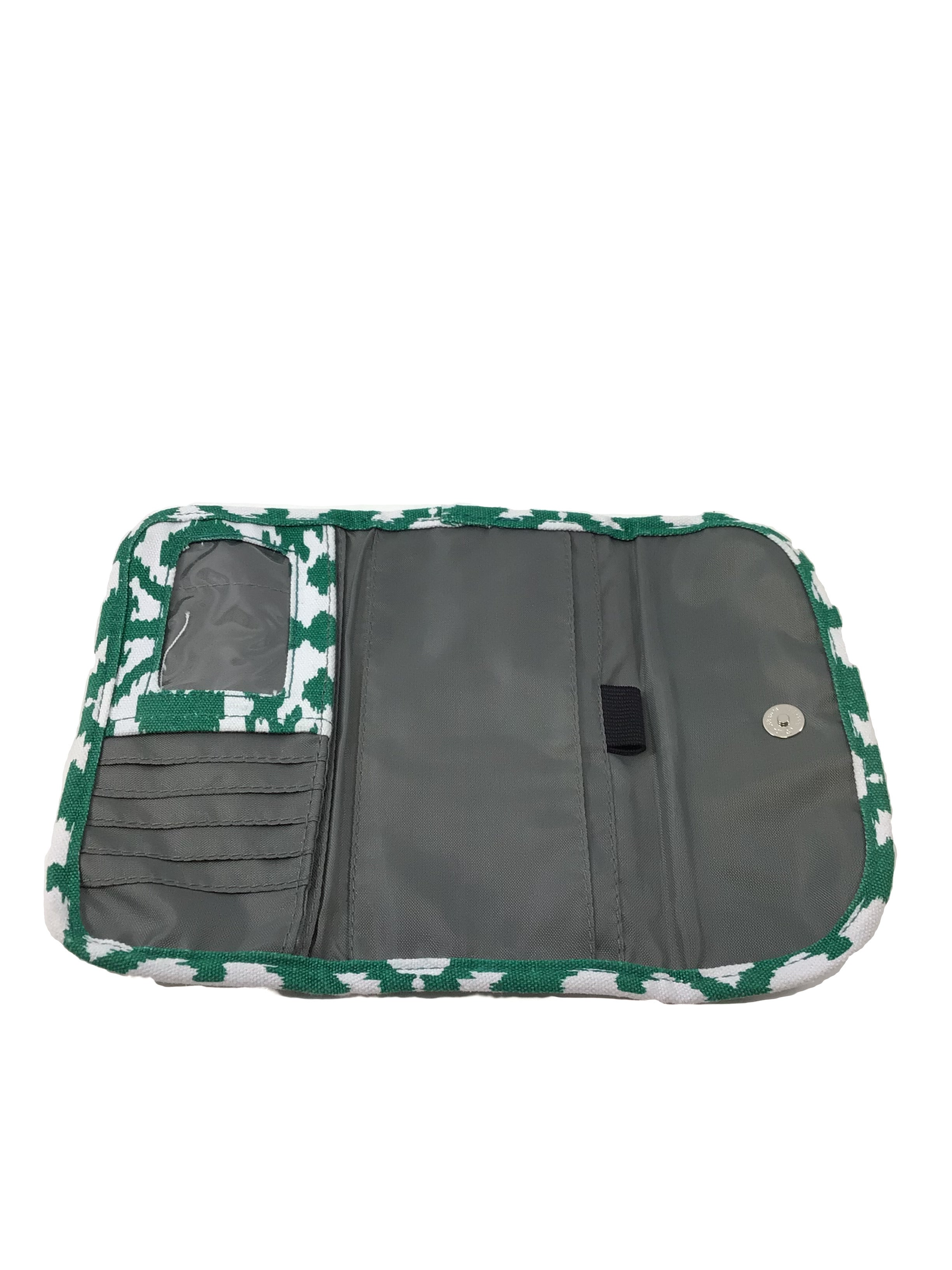 Photo #1 - BRAND: KAVU <BR>STYLE: WALLET <BR>COLOR: GREEN <BR>SIZE: MEDIUM <BR>SKU: 213-213149-1396