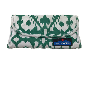 Primary Photo - BRAND: KAVU STYLE: WALLET COLOR: GREEN SIZE: MEDIUM SKU: 213-213149-1396