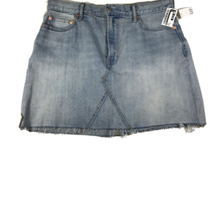 Primary Photo - BRAND: GAP STYLE: SKIRT COLOR: DENIM SIZE: 10 OTHER INFO: NEW! SKU: 213-21394-41872
