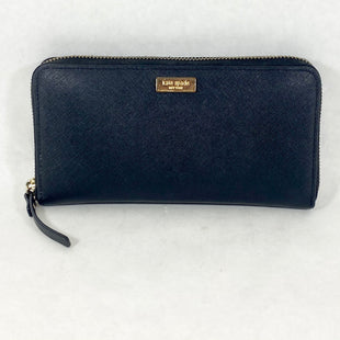 Primary Photo - BRAND: KATE SPADE STYLE: WALLET COLOR: BLACK SIZE: LARGE OTHER INFO: AS IS SKU: 213-213143-12841