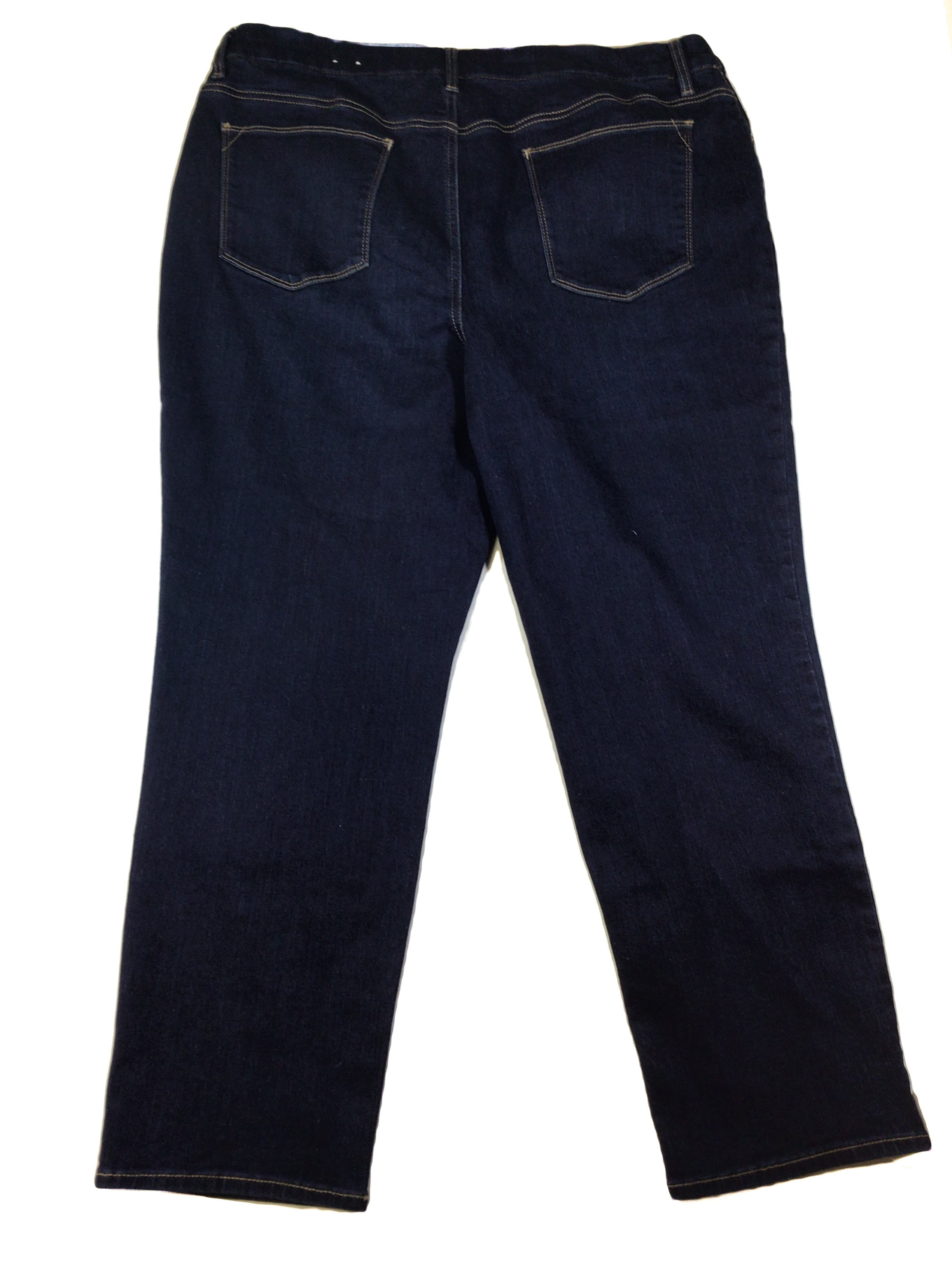 Photo #1 - BRAND: CHICOS O <BR>STYLE: JEANS <BR>COLOR: DENIM <BR>SIZE: XL <BR>SKU: 213-213143-9918