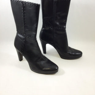 Primary Photo - BRAND: ANTONIO MELANI STYLE: BOOTS ANKLE COLOR: BLACK SIZE: 6 SKU: 213-213118-32165