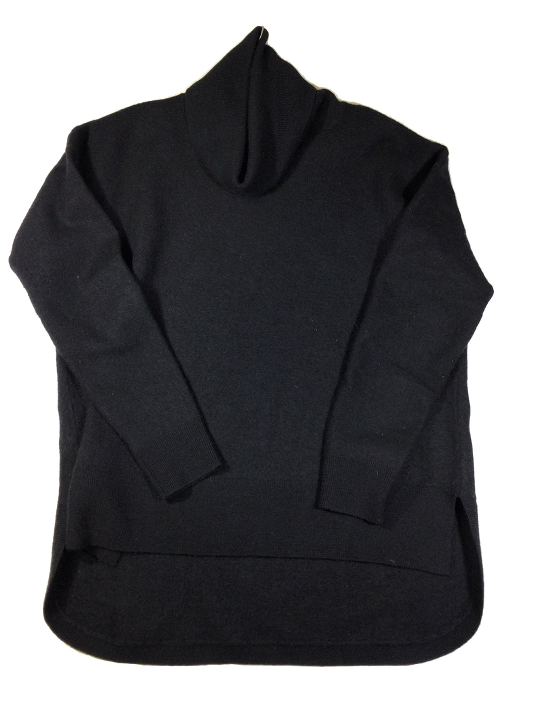 Primary Photo - BRAND: MADEWELL <BR>STYLE: SWEATER HEAVYWEIGHT <BR>COLOR: BLACK <BR>SIZE: S <BR>SKU: 213-213143-5275