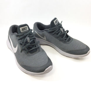 Primary Photo - BRAND: NIKE STYLE: SHOES ATHLETIC COLOR: GREY SIZE: 11 SKU: 213-21394-44554
