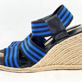 Primary Photo - BRAND: TAHARI STYLE: SANDALS HIGH COLOR: BLUE SIZE: 9 SKU: 213-213135-7556