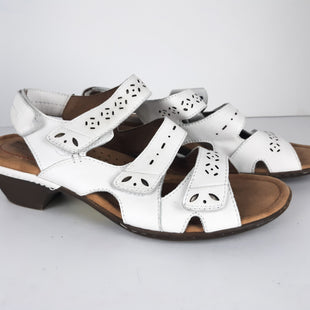 Primary Photo - BRAND: ROCKPORTSTYLE: SANDALS LOWCOLOR: WHITESIZE: 9.5SKU: 213-21394-34237