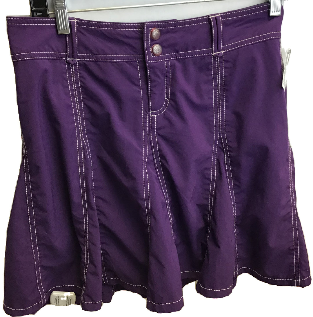 Primary Photo - BRAND: ATHLETA <BR>STYLE: ATHLETIC SKIRT SKORT <BR>COLOR: PURPLE <BR>SIZE: 2 <BR>SKU: 213-213106-25701