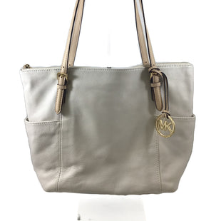 Primary Photo - BRAND: KATE SPADE STYLE: HANDBAG DESIGNER COLOR: CREAM SIZE: LARGE SKU: 213-213143-9925