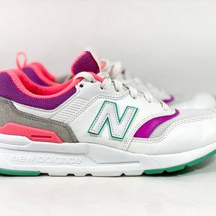 Primary Photo - BRAND: NEW BALANCE STYLE: SHOES ATHLETIC COLOR: MULTI SIZE: 6.5 SKU: 213-213135-5920