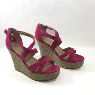 Primary Photo - BRAND: BOSTON PROPER STYLE: SHOES HIGH HEEL COLOR: PINK SIZE: 9.5 SKU: 213-213118-34412