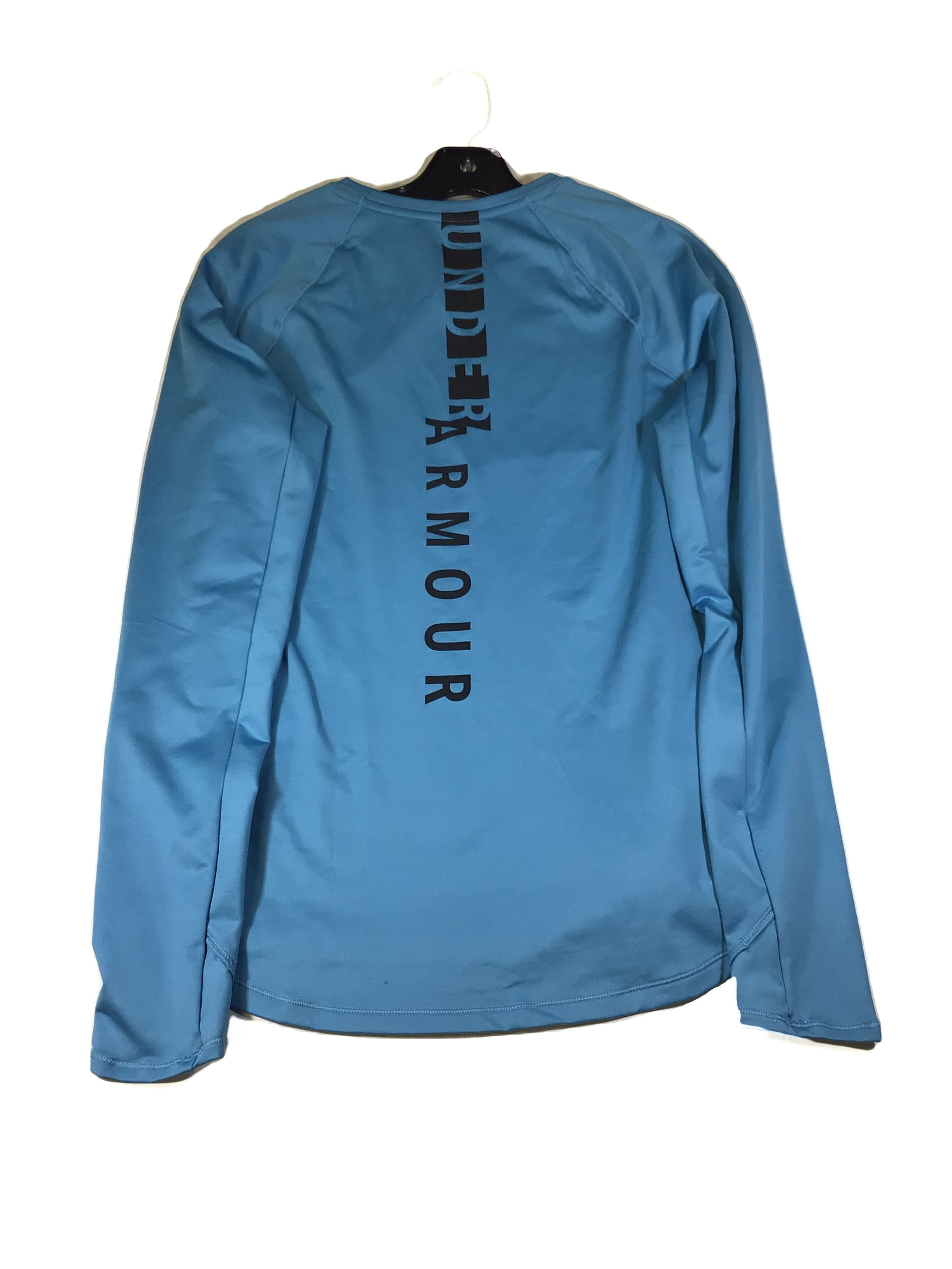 Photo #1 - BRAND: UNDER ARMOUR <BR>STYLE: ATHLETIC TOP <BR>COLOR: BLUE <BR>SIZE: L <BR>OTHER INFO: NEW! <BR>SKU: 213-21394-41607