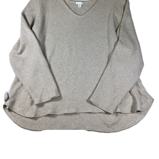 Primary Photo - BRAND: J JILL STYLE: SWEATER LIGHTWEIGHT COLOR: OATMEAL SIZE: 2X SKU: 213-213135-6392