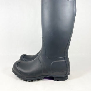 Primary Photo - BRAND: HUNTER STYLE: BOOTS RAIN COLOR: BLACK SIZE: 7 SKU: 213-213135-7572