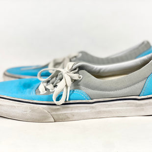 Primary Photo - BRAND: VANS STYLE: SHOES ATHLETIC COLOR: AQUA SIZE: 10 SKU: 213-213118-33181