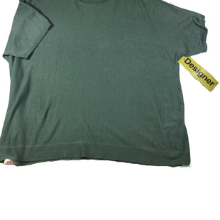 Primary Photo - BRAND: EILEEN FISHER STYLE: TOP SHORT SLEEVE COLOR: OLIVE SIZE: 2X SKU: 213-213118-32938