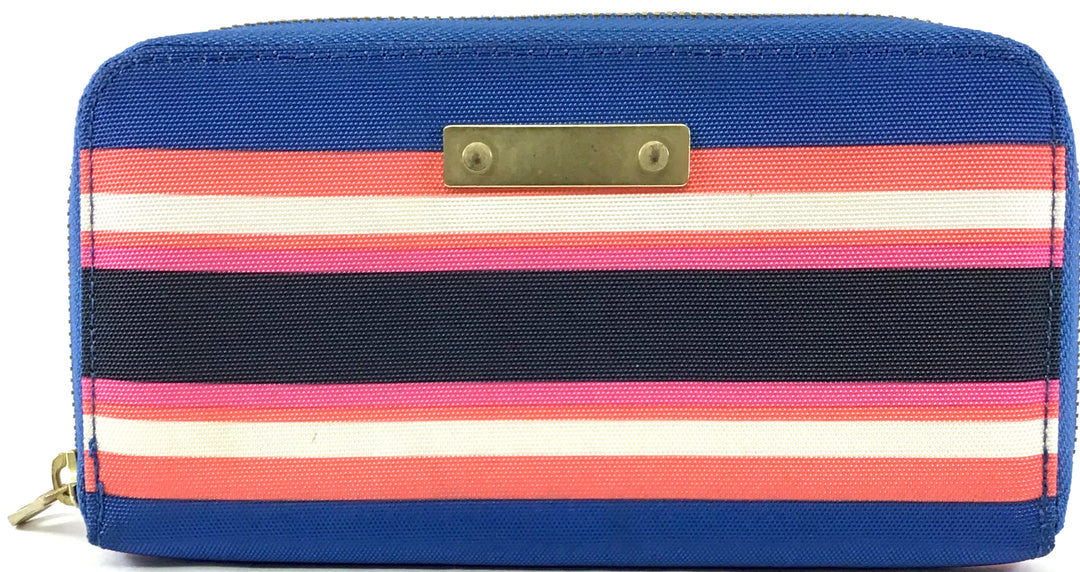 Primary Photo - BRAND:    CLOTHES MENTOR <BR>STYLE: WALLET <BR>COLOR: STRIPED <BR>SIZE: LARGE <BR>SKU: 213-213106-23746