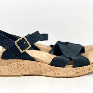 Primary Photo - BRAND: KORK EASE STYLE: SANDALS LOW COLOR: BLACK SIZE: 11 SKU: 213-213149-3637