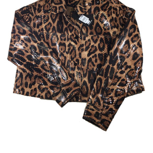 Primary Photo - BRAND:  CMB STYLE: BLAZER JACKET COLOR: LEOPARD PRINT SKU: 213-21394-42845