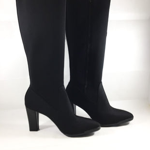 Primary Photo - BRAND: ANNE KLEIN STYLE: BOOTS KNEE COLOR: BLACK SIZE: 10 SKU: 213-213143-782