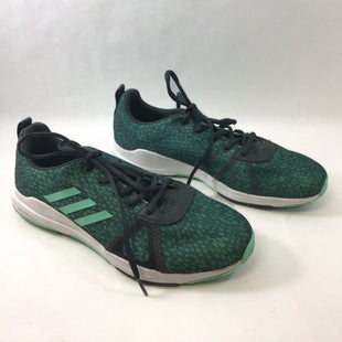 Primary Photo - BRAND: ADIDAS STYLE: SHOES ATHLETIC COLOR: SEAFOAM SIZE: 9.5 SKU: 213-213135-6697