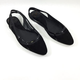 Primary Photo - BRAND: DIANE VON FURSTENBERG STYLE: SHOES FLATS COLOR: BLACK SIZE: 6 SKU: 213-213143-9814