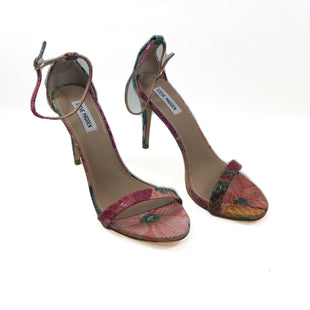 Primary Photo - BRAND: STEVE MADDEN STYLE: SHOES HIGH HEEL COLOR: MULTI SIZE: 10 SKU: 213-213118-34413