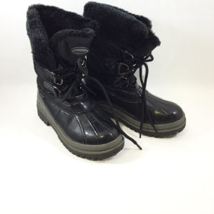 Primary Photo - BRAND:    CLOTHES MENTOR STYLE: BOOTS ANKLE COLOR: BLACK SIZE: 6 OTHER INFO: ATHLETECH - SKU: 213-213143-8443