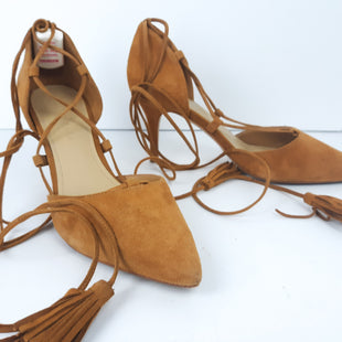 Primary Photo - BRAND: MARC FISHERSTYLE: SHOES HIGH HEELCOLOR: TANSIZE: 6SKU: 213-213106-20420