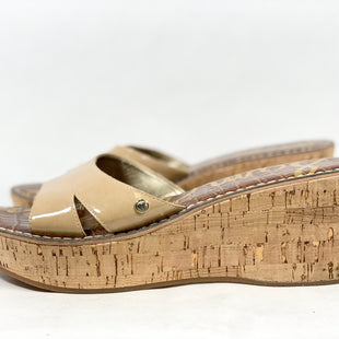 Primary Photo - BRAND: SAM EDELMAN STYLE: SANDALS LOW COLOR: NUDE SIZE: 9.5 SKU: 213-213150-238