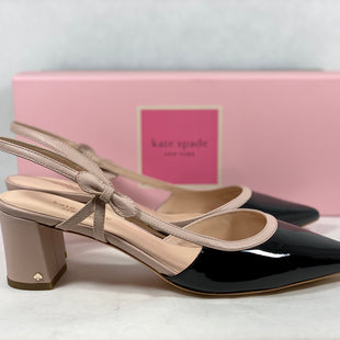Primary Photo - BRAND: KATE SPADE STYLE: SHOES DESIGNER COLOR: BLACK SIZE: 7.5 SKU: 213-21394-46688