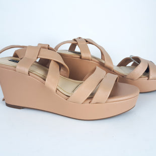 Primary Photo - BRAND: ALEX MARIESTYLE: SANDALS LOWCOLOR: TANSIZE: 7SKU: 213-213106-19425