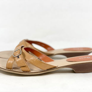Primary Photo - BRAND: BASS STYLE: SANDALS FLAT COLOR: TAN SIZE: 11 SKU: 213-213143-3251