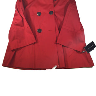 Primary Photo - BRAND: ELLEN TRACY STYLE: COAT SHORT COLOR: RED SIZE: 1X SKU: 213-213118-34453