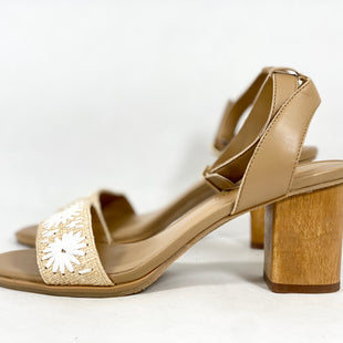 Primary Photo - BRAND: JACK ROGERS STYLE: SANDALS LOW COLOR: WHITE SIZE: 6 SKU: 213-21394-44568
