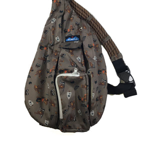 Primary Photo - BRAND: KAVU STYLE: BACKPACK COLOR: ANIMAL PRINT SIZE: LARGE SKU: 213-213143-9758