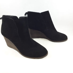 Primary Photo - BRAND: LUCKY BRAND STYLE: BOOTS ANKLE COLOR: BLACK SIZE: 12 SKU: 213-213118-31262