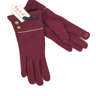 Primary Photo - BRAND:  CMB STYLE: GLOVES SKU: 213-21394-42890RED MAROON