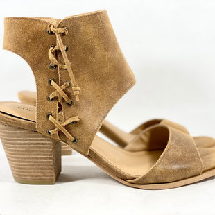 Primary Photo - BRAND: LUCKY BRAND STYLE: SHOES LOW HEEL COLOR: BROWN SIZE: 9 SKU: 213-213118-31009