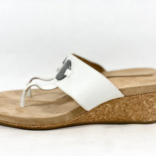 Primary Photo - BRAND: BJORNDAL STYLE: SANDALS HIGH COLOR: WHITE SIZE: 11 SKU: 213-213118-33274