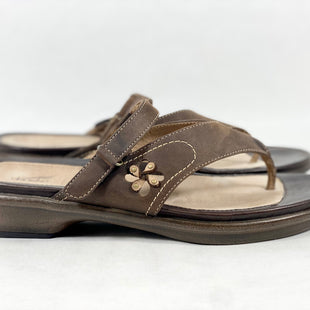 Primary Photo - BRAND: DANSKO STYLE: SANDALS LOW COLOR: BROWN SIZE: 10.5 SKU: 213-21394-45214