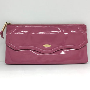 Primary Photo - BRAND: TAHARI STYLE: CLUTCH COLOR: PINK SKU: 213-213143-4194