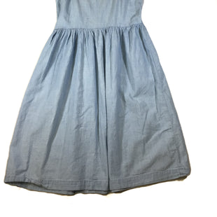 Primary Photo - BRAND: J CREW O STYLE: DRESS SHORT SLEEVELESS COLOR: BABY BLUE SIZE: S SKU: 213-213150-201