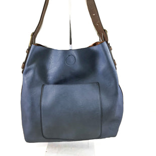 Primary Photo - BRAND: JOY & IMAN STYLE: HANDBAG COLOR: PERIWINKLE SIZE: MEDIUM SKU: 213-213118-32104
