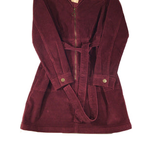 Primary Photo - BRAND: MINKPINK STYLE: DRESS SHORT LONG SLEEVE COLOR: RED SIZE: S SKU: 213-213149-2132MAROON RED