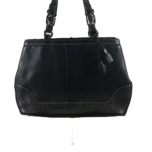Primary Photo - BRAND: COACH O STYLE: HANDBAG COLOR: BLACK SIZE: MEDIUM SKU: 213-213143-9695