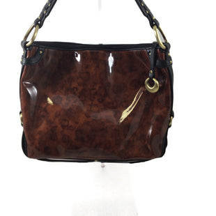 Primary Photo - BRAND: DONALD J PILNER STYLE: HANDBAG COLOR: BROWN SIZE: MEDIUM SKU: 213-213143-3632