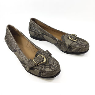 Primary Photo - BRAND: COLE-HAAN STYLE: SHOES FLATS COLOR: SNAKESKIN PRINT SIZE: 8 SKU: 213-21394-42602