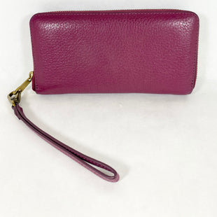 Primary Photo - BRAND: FOSSIL STYLE: WALLET COLOR: PURPLE SIZE: LARGE SKU: 213-213118-35480