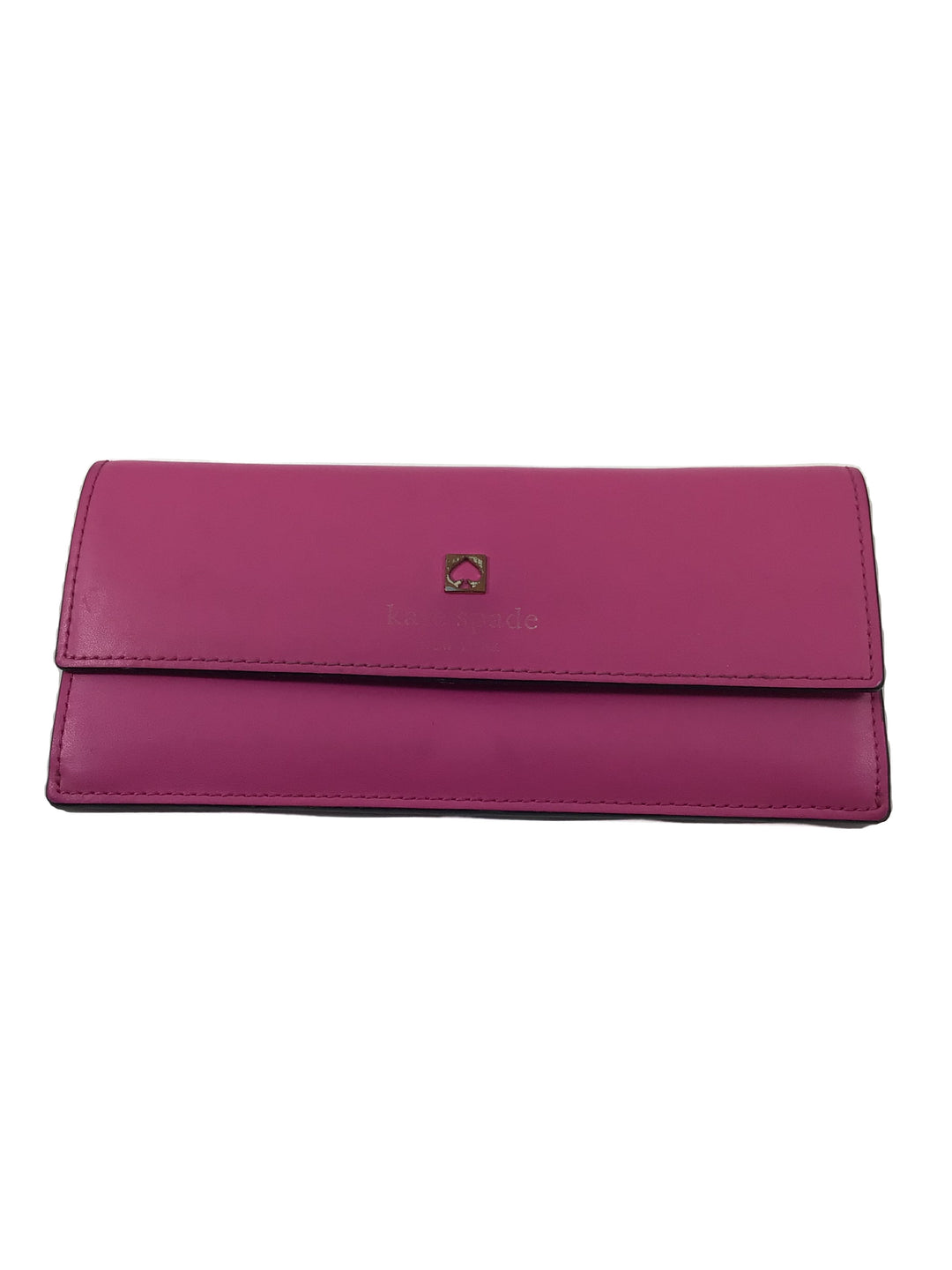 Primary Photo - BRAND: KATE SPADE <BR>STYLE: WALLET <BR>COLOR: HOT PINK <BR>SIZE: SMALL <BR>SKU: 213-213143-10389